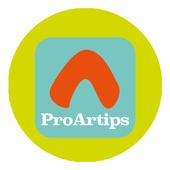 ProArtips icon
