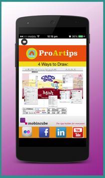ProArtips poster
