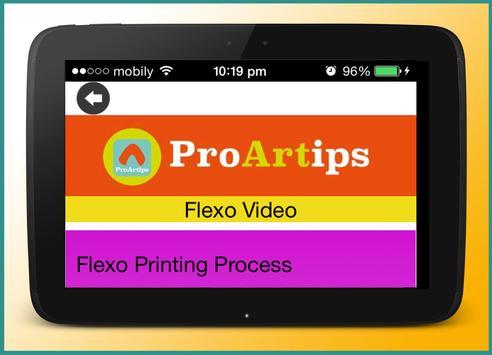 ProArtips apk screenshot