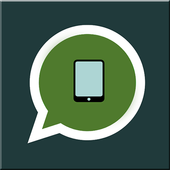 Wapp for tablet icon