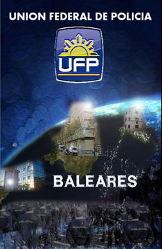 UFP BALEARES poster
