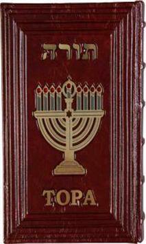 Five Books of Moses Torah book poster