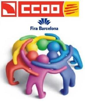 CCOO FIRA poster