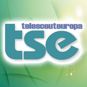 TSE - TELESCOUTEUROPA poster