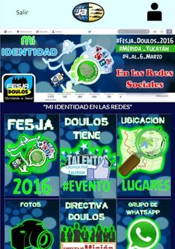 Fesja Doulos 2016 poster