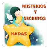 Mysterious fairy tales icon