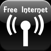 Free Internet 4G icon