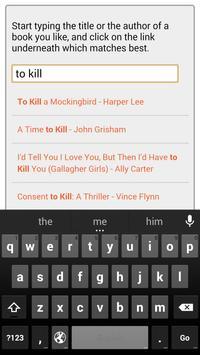 What Should I Read Next? apk screenshot