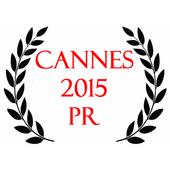 Cannes Film Festival 2015 PR icon