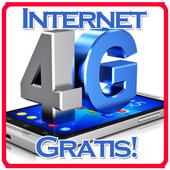 Internet Gratis 4G icon