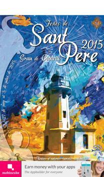 Programa fiestas S.pedro 2015 apk screenshot