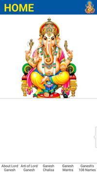 Lord Ganesh poster