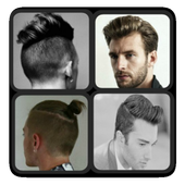 Haircuts for men icon