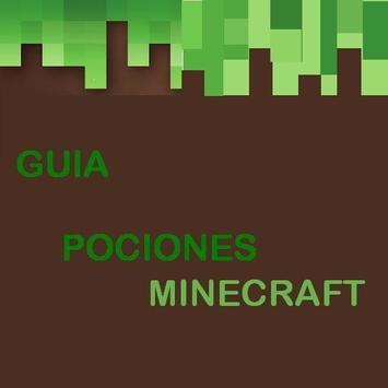 Guide minecraft potions poster