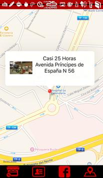 Casi 25 Horas apk screenshot