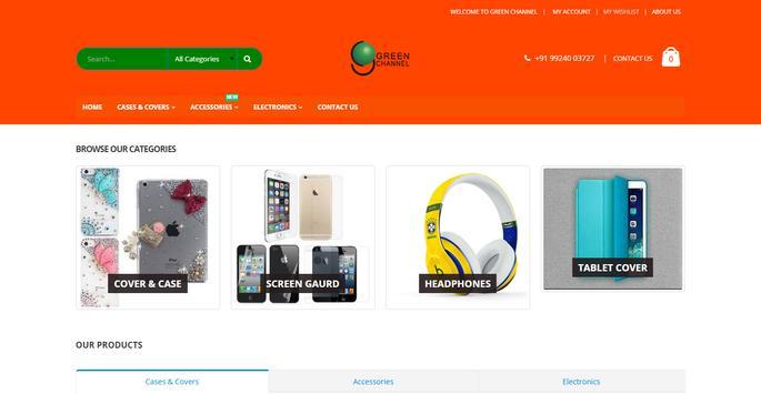 Green Channel apk screenshot