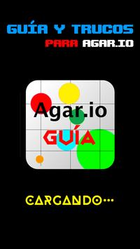 Guide and Tips for Agar.io poster