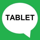 Instalar wasap para tablet + icon