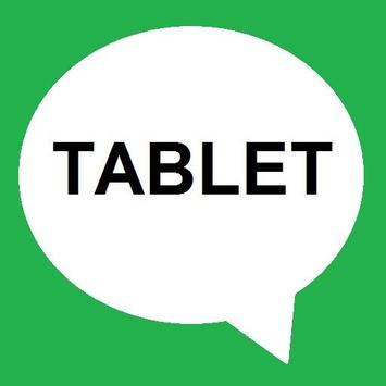 Instalar wasap para tablet + poster