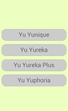 For Yu apk screenshot