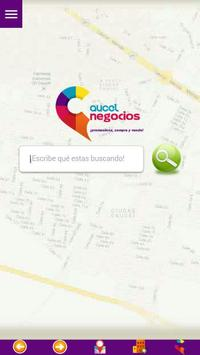 Caucel Negocios poster