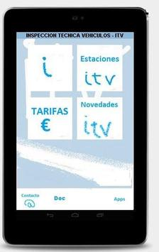 Estaciones ITV España poster