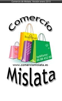 Guia de Comercio de Mislata poster