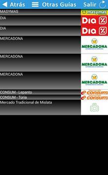 Guia de Comercio de Mislata apk screenshot