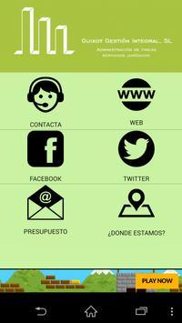 Guixot Gestión Integral apk screenshot