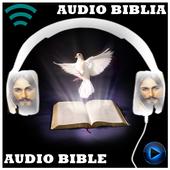Holy Bible Audio Mp3 icon