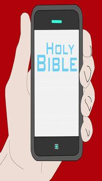 Verses Holy Bible poster
