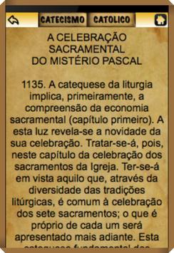 Catecismo Iglesia Católica apk screenshot