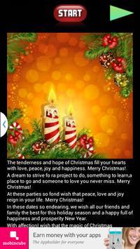 Christmas messages apk screenshot