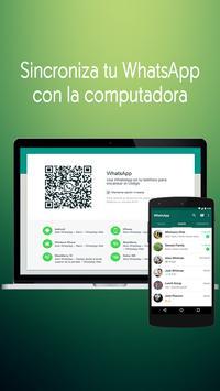Como usar WhatsApp Web poster