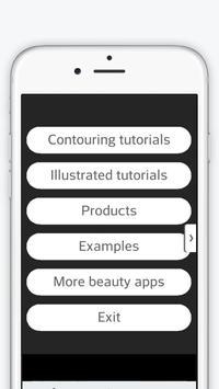 Contouring step apk screenshot