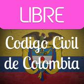 Código Civil Colombia icon