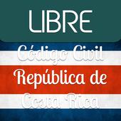 Código Civil Costa Rica icon