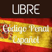 Código Penal de España icon
