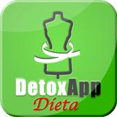 DetoxApp Dieta Detox Piña icon