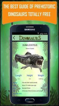 Dinosaurs Guide apk screenshot