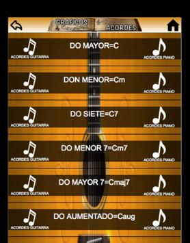 Música Gráfico Acordes apk screenshot
