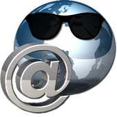Email anonymous icon