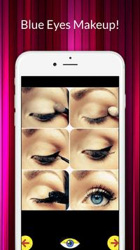 Eyes makeup 2016 (New)! apk screenshot