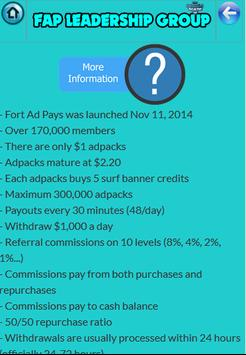 Fort Ad Pays Leadership Group apk screenshot