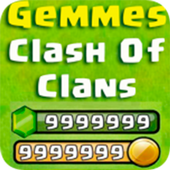 Gemmes Pour Clash Of Clans icon