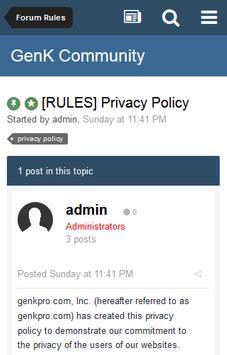 genkpro forum apk screenshot