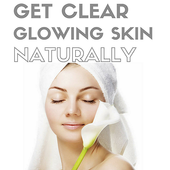 Tips to Get Clear Glowing Skin icon