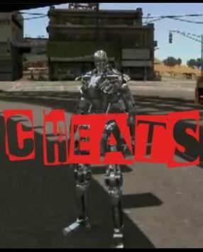 Cheats for GTA San Andrea 2k16 apk screenshot
