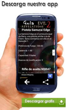Guia para RE2 apk screenshot