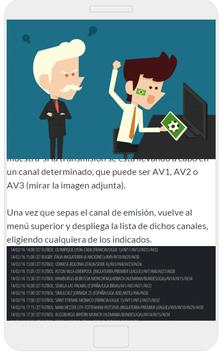 Guia Ver Futbol Online Gratis apk screenshot